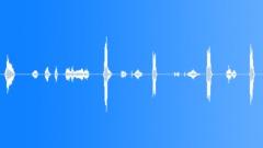 Foley Rubber Dummy Manequin Plastic Zipper RIps Sound Effect