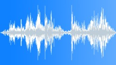 Sound Design Rattle Rattle Dull Scraping Movements Low Pitched Processed Rumble Sound Effect