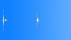 Guns Rifle Load Arm Crack Snap Slight Ring Sound Effect