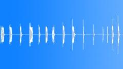 Metal Drops Rigid Metal Piece Drops Series x15 Clang Bang Sharp Loud Heavy Vari Sound Effect