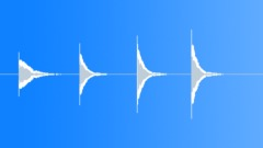Miscellaneous Impact Low Frequency Tonal Gunshot Sound Effect