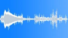 Sound Design Various Hologram Turn Float Sound Effect