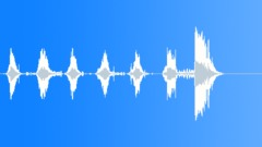 Sound Design Various Sound Design Junky Robot Walk Series Slow Metallic Rattle Sound Effect