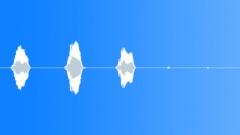 Animals Dogs - Dog English Sheepdog Sheepdog Bark Hoarse Scared Sound Effect