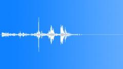Fight Bow Arrow Hit Wood Single Shot Mini Kite Arrow Approach Rough Bouncy Targ Sound Effect