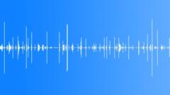 Foley Various Foley Slim Jim Thin Metal Bar Movements to Unlock Car Door Sound Effect