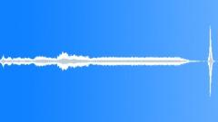 Snow Plows Blade Scrape Snow Plow Up Stop Off Short Approach Slow Speed Choppy Sound Effect