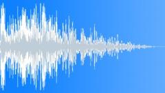 Sound Design Accents Burst Cartoony Bloop Air Release Heavy Flare Reverby Burst Sound Effect