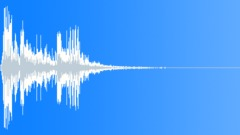 Sound Design Accents Swoosh Reverby Burst Heavy Flare Poof Vanish ECU Sound Effect