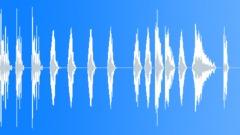 Sound Design Laser Blasts Series x 14 Processed Warble Echo Electronic Machine Sound Effect