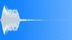 Sound Design Laser Single Shot Muffled Deep Low Power Down Sound Effect