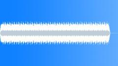Sound Design Pulsing Loop Spinning Rhythmic Low End Rumble Powerful Generator H Sound Effect