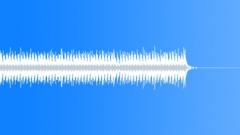 Sound Design Pulsing Machine Clanking Rhythmic Looping Metallic Low Ring Rare C Sound Effect