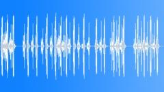 Sound Design Pulsing Robot Walking Slow Air Valve Pressured In Out Airy Raspy B Sound Effect