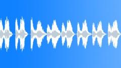 Sound Design Science Fiction Disintegration Short Series x8 Powerful Loud Laser Sound Effect
