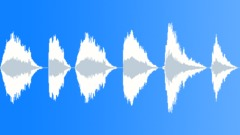 Sound Design Science Fiction Laser Blasts Electronic Echo Clatter Watery Short Sound Effect