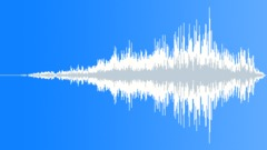 Sound Design Science Fiction Reversed Metal Scrapes Processed Flying Super Fast Sound Effect