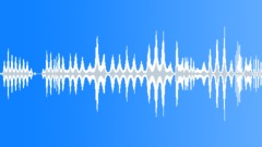 Sound Design Swirling Spinning Rotating Series Constant Various Speeds Low Rumb Sound Effect