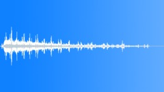 Magic Swirls Spinning Top Single Spin Twirling Tone Metal Groan Clatter T2 Reve Sound Effect