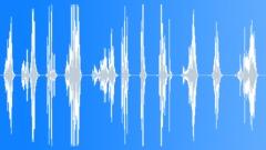 Foley Rubber Dummy Manequin Tin Bends Beefed Up Natural Sound Sound Effect