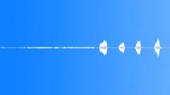 Toys Windup Tin Walker Wind Up Long Slow Sharp Clatter Unwind Short Bursts Roug Sound Effect