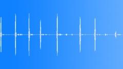 Dogs Weimaraner Female 5 Years Old Exterior Barks Wheezy Weak 1 Sound Effect