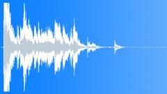 Foley Window Hit Glass Break Rattle Sound Effect