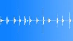 Impacts Wood Stick Drops A Sound Effect