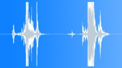 Wood Barrel Wood Break Barrel Heavy Loud Close Up Interior Sound Effect