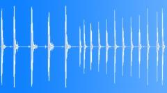 Sports Various Yoga Ball Bounces Hard Medium Fast Speed Air High Whistle Interi Sound Effect