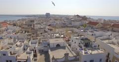 SALENTO - Gallipoli, Citta' Vecchia, Aerial Footage - Riprese Aeree, 4K Stock Footage