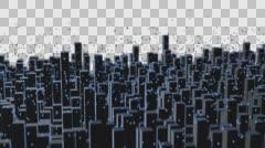 3D Equalizer Stock Footage