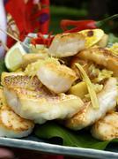 Caribbean Seafood Kuvituskuvat