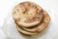 Caramelised aniseed biscuits (Spain) Stock Photos