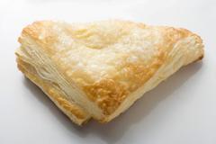 A puff pastry turnover Stock Photos