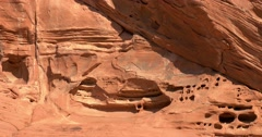 Valley Of Fire State Park, Nevada Stock Footage