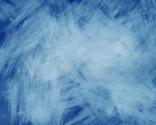 Blue tone scratched lines background Stock Photos