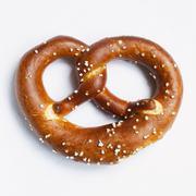 A pretzel Stock Photos