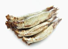 Sprats with the background removed Stock Photos