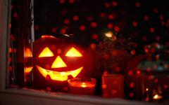 Spooky symbol Stock Photos