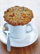 A raisin cookie Stock Photos