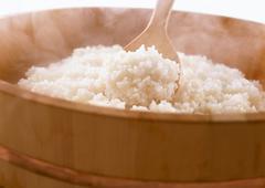 Image of Sushi rice Stock Photos