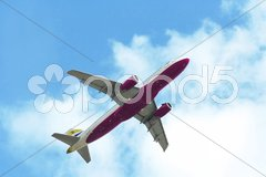 Air plane Stock Photos