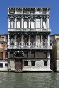 House in venice italy Stock Photos