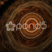 Abstract aboriginal background Stock Photos