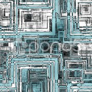 An illustration of a colourful seamless background texture Stock Photos