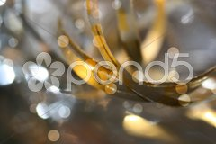 An illustration of an abstract golden background Stock Photos