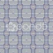 An illustration of a seamless tiles texture Stock Photos