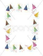 Celebration background Stock Photos