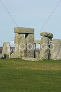 Magical stonehenge Stock Photos